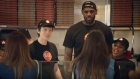 LeBron James Blaze Pizza
