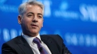 FILE PHOTO:  Ackman, chief executive officer and portfolio manager at Pershing Square Capital Management, speaks in Las Vegas
