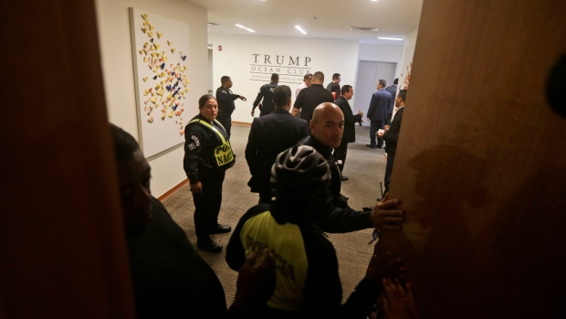 Judge, police oust Trump Hotels from Panama property