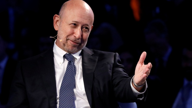 Goldman Sachs chief Blankfein retiring soon