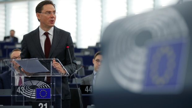 European Commission Vice President Jyrki Katainen