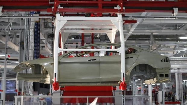 Tesla says Model S, Model X production efficiency much ...