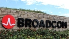 FILE PHOTO - sign to the campus offices of chip maker Broadcom Ltd is shown in Irvine, California