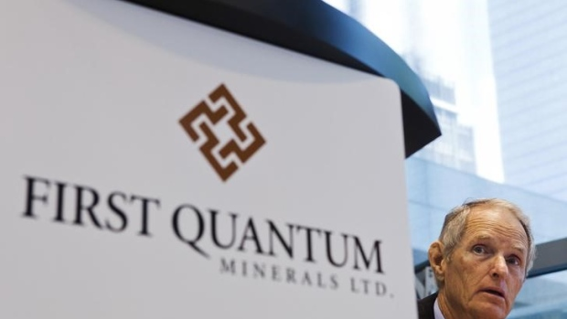 First Quantum faces US$8 billion tax bill