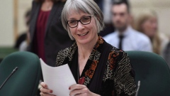 Minister of Employment, Workforce Development and Labour Patty Hajdu