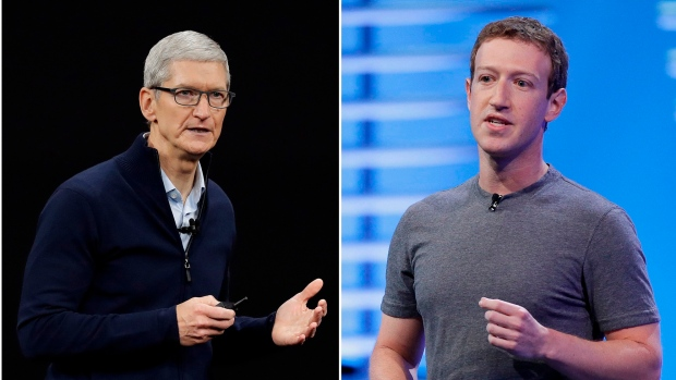 Mark Zuckerberg Calls Tim Cook's Facebook Criticism
