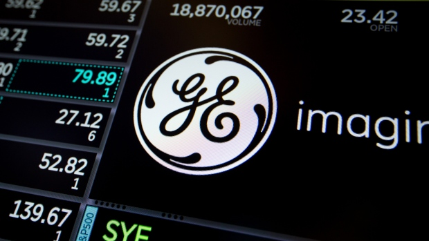 General Electric Company (NYSE:GE)
