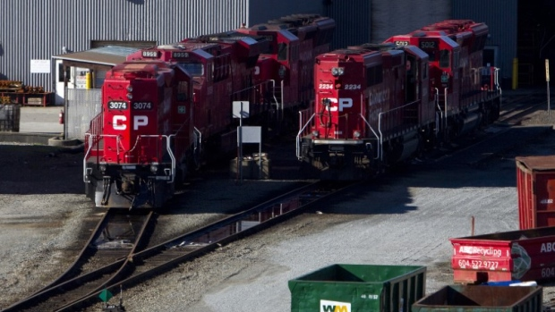 Brokerages Anticipate Canadian Pacific Railway (CP) to Announce $2.19 Earnings Per Share