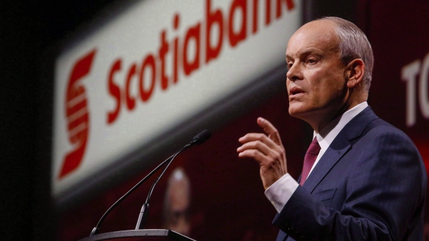 Scotiabank invests $250M to help re-skill employees for the