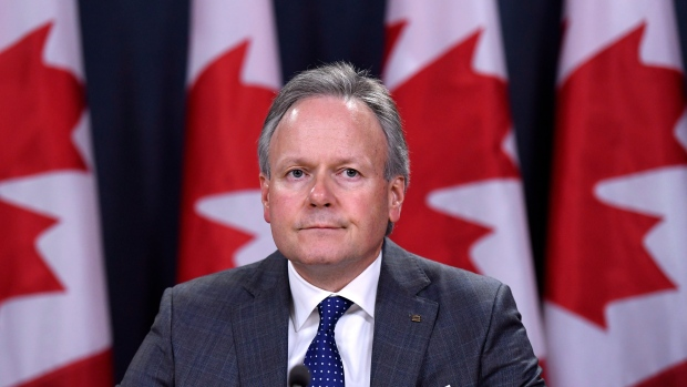 Governor of the Bank of Canada Stephen Poloz