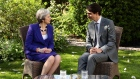 Trudeau and May