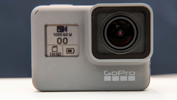 Gopro Sales Top Estimates On New Camera Models Shares Gain