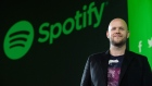 Daniel Ek, chief executive officer and co-founder of Spotify. Photographer: Akio Kon/Bloomberg