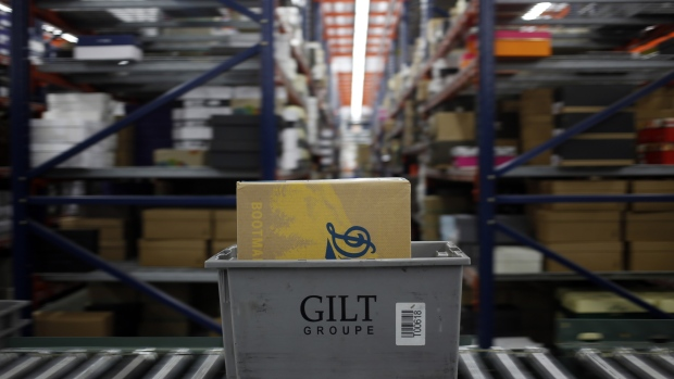 Hudson's Bay Sells Gilt to Rue La La