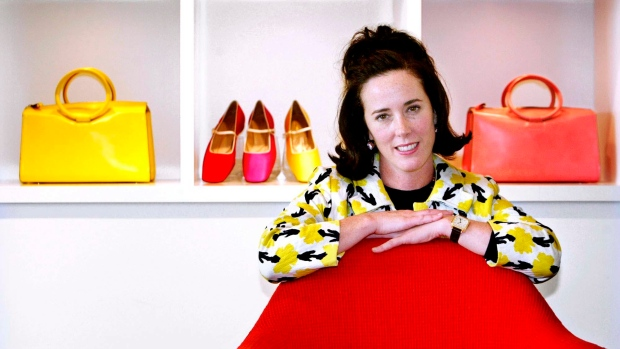 Kate Spade was forced to kill herself after husband asked for divorce