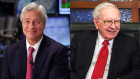 Jamie Dimon, Warren Buffett