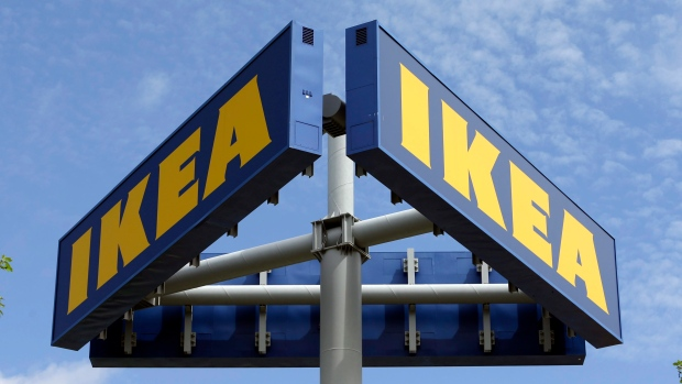 Online shopping surge helps lift IKEA's full-year sales