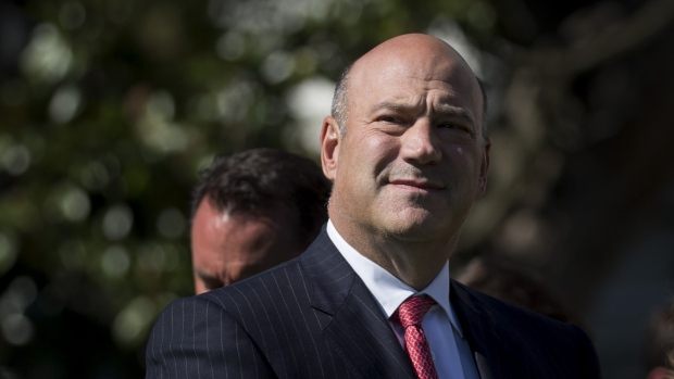 Gary Cohn contradicts Trump on importance of trade deficits