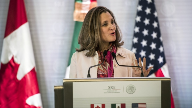 Canada confident EU-Canada trade deal will be ratified