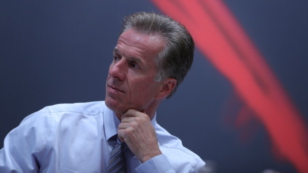 Magna CEO Don Walker