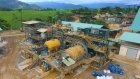 Core Gold's Portovelo Processing Plant. Currently the largest in Ecuador.