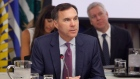 Finance Minister Bill Morneau attends a meeting with provincial and territorial finance ministers