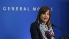 Mary Barra General Motors GM