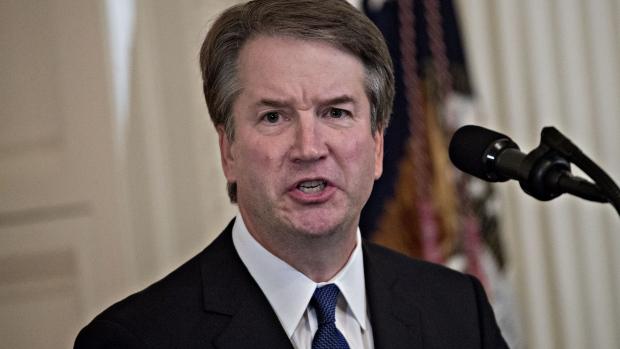 Trump dismisses 'drunk' Kavanaugh accuser as initial Senate vote scheduled