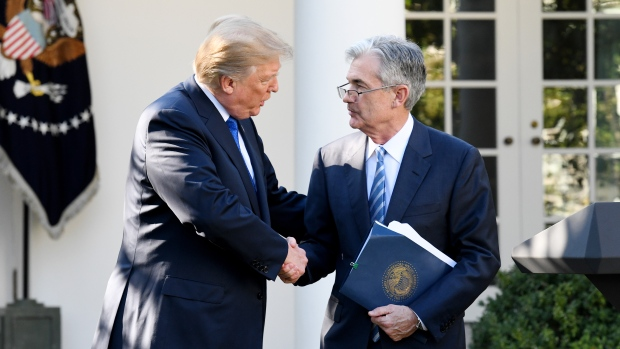 Trump and Powell
