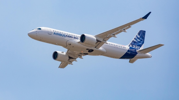 Airbus sells 120 former Bombardier C Series jets to USA  airlines