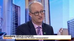 TD Asset Management CEO and CIO Bruce Cooper
