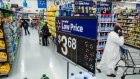 Customers shop at a Walmart Inc. store in Secaucus, New Jersey, May 16, 2018