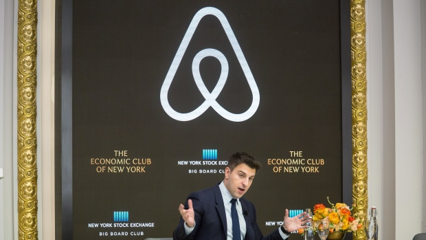 Brian Chesky CEO Airbnb