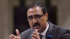 Minister of Natural Resources Amarjeet Sohi