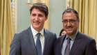 Sohi and Trudeau