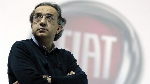 Former Fiat Chrysler CEO Sergio Marchionne Dies At 66