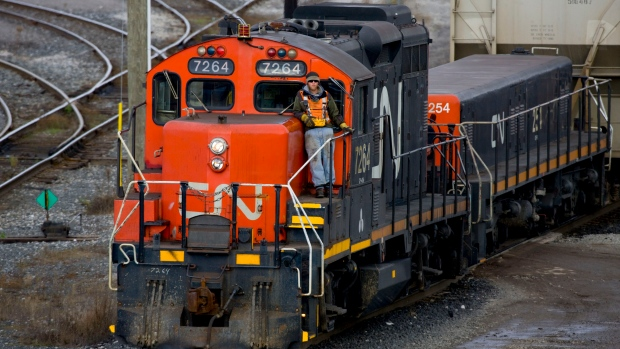 CN Rail CFO warns of 'softening' economy, with consequences for railways - BNN Bloomberg