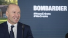Alain Bellemare, Bombardier