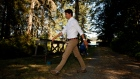 Justin Trudeau BC Forest Discovery Centre