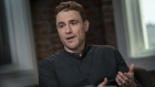 Slack CEO, Stewart Butterfield
