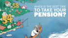 When is the best time to take your pension?