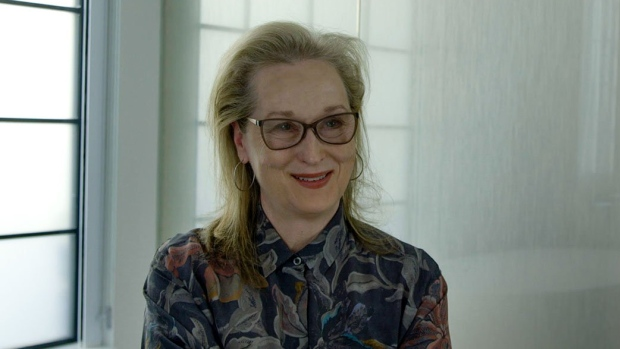 Meryl Streep in 'This Changes Everything'