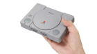 Sony's PlayStation Classic, to be released Dec. 2018