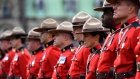 RCMP Parliament Hill Sept. 30 2018