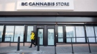 British Columbia's first legal B.C. cannabis store in Kamloops