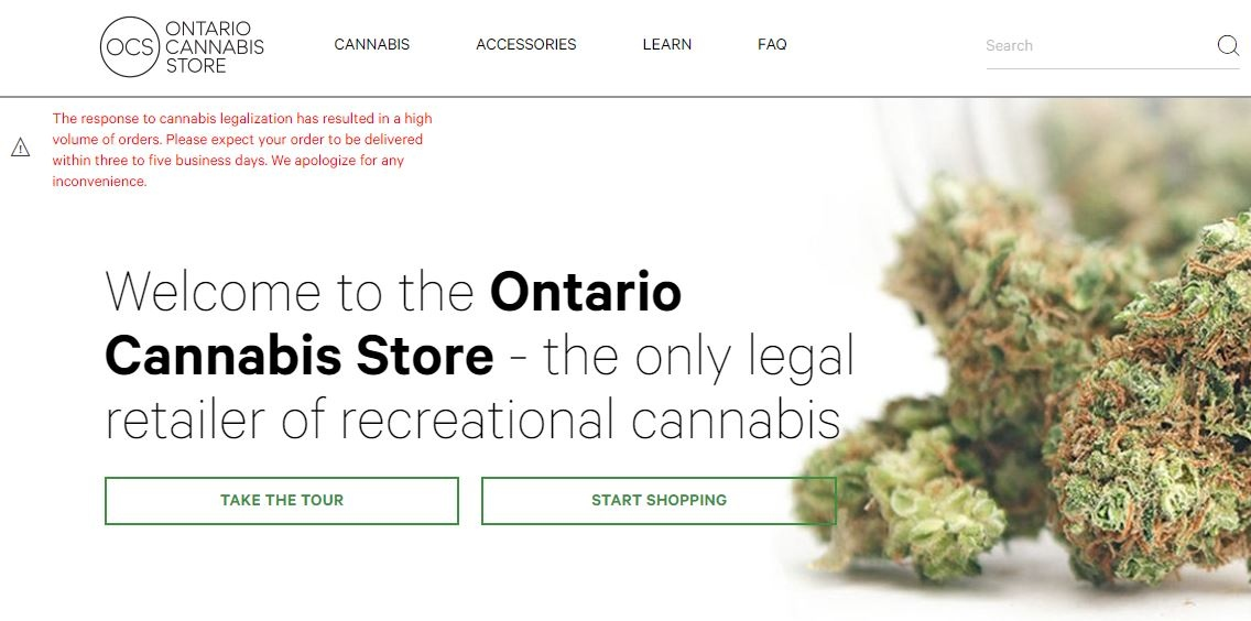 How the first day of legal cannabis unfolded in Canada - BNN