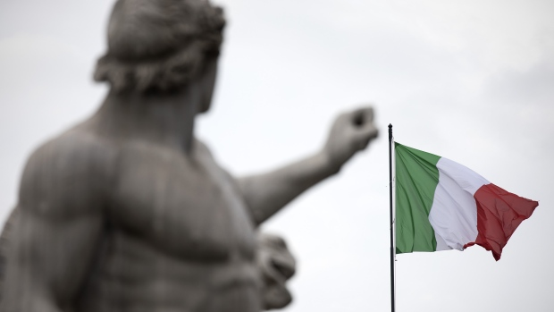 Moody's downgrades Italy credit rating on debt and deficit concerns