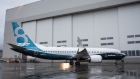 The Boeing 737 MAX 8. Photographer: David Ryder/Bloomberg