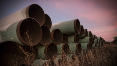 Proposed Keystone XL pipeline to run from Canada to the Gulf Of Mexico