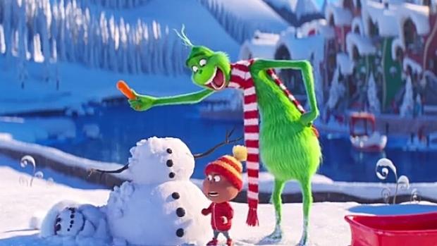 Grinch' kicks off holiday season with box office win - BNN